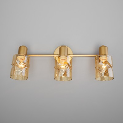 Настенный светильник с выключателем 20120/3 перламутровое золото