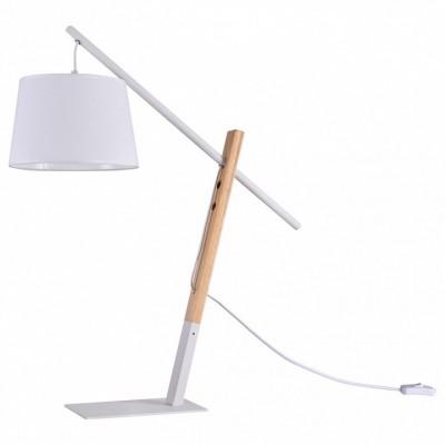 Настольная лампа декоративная Maytoni Laredo Z549TL-01W ГЕРМАНИЯ