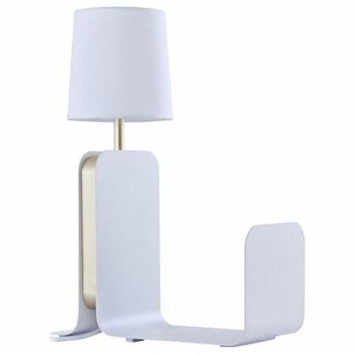 Настольная лампа декоративная Maytoni Karl MOD618TL-01W ГЕРМАНИЯ