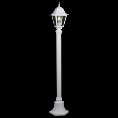 Наземный высокий светильник Maytoni Abbey O001FL-01W