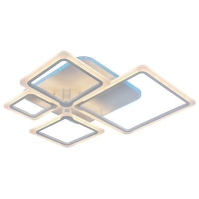 Светодиодная регулируемая люстра  8050/4 WHT
