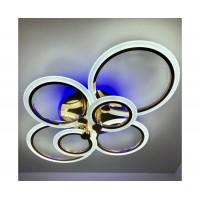 Светодиодная люстра 2375/6 FGD золото