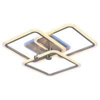 Светодиодная регулируемая люстра Profit Light 8001/3 NKL НИКЕЛЬ