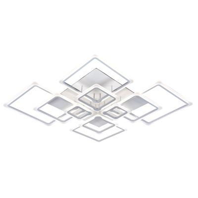 Светодиодная люстра 8050/10 Белая