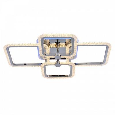 Светодиодная регулируемая  люстра  Profit Light  8060/4 CHR ХРОМ