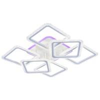 Светодиодная регулируемая люстра Profit Light  8015/6 WHT