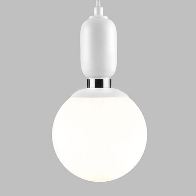 Подвесной светильник Eurosvet Bubble 50151/1 белый