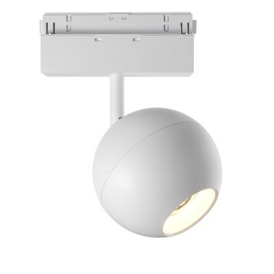 Трековый светильник Technical Ball TR028-2-15W3K-W