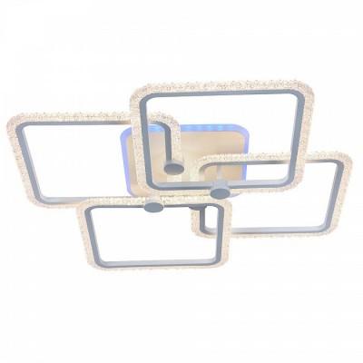 Светодиодная регулируемая люстра 8011/4 WHT