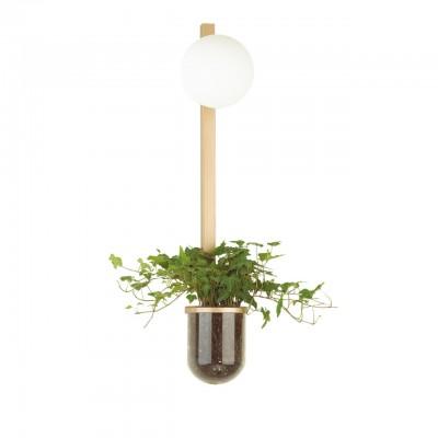Настенный светильник ODEON LIGHT FLOWER 4682/1WB ИТАЛИЯ
