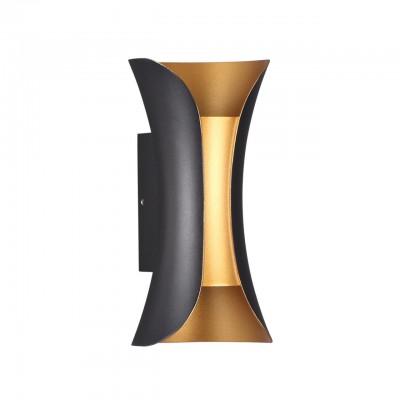 Настенный светильник ODEON LIGHT KRISTA 3886/6BG ИТАЛИЯ