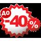 Распродажа люстр со скидкой до 40%