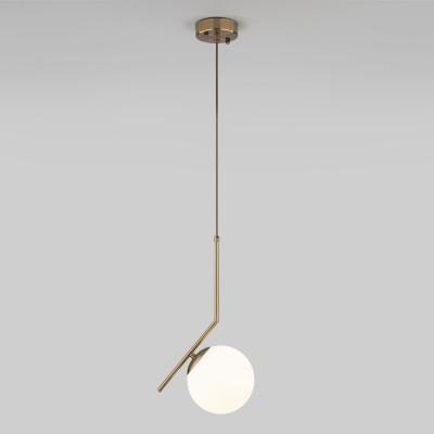 Подвесной светильник Eurosvet 50152/1 латунь
