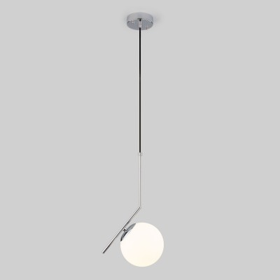 Подвесной светильник Eurosvet 50152/1 хром
