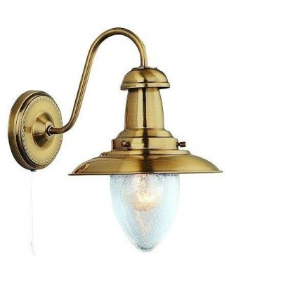 Настенное бра Arte Lamp FISHERMAN A5518AP-1AB