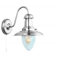 Настенное бра Arte Lamp FISHERMAN A5518AP-1SS