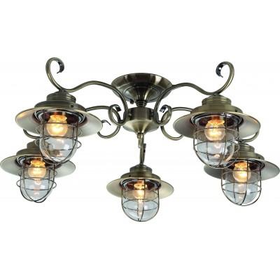 Потолочная люстра Arte Lamp A4579PL-5AB
