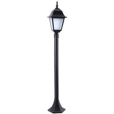 Столб фонарный уличный Arte Lamp BREMEN A1016PA-1BK