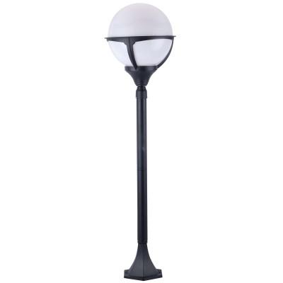 Столб фонарный уличный Arte Lamp MONACO A1496PA-1BK