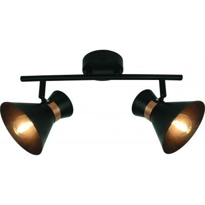 Светильник спот Arte Lamp A1406AP-2BK