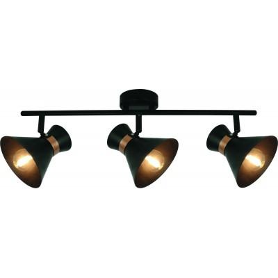 Светильник спот Arte Lamp A1406PL-3BK