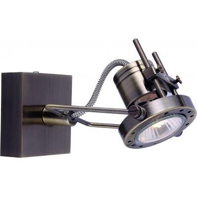 Светильник спот Arte Lamp A4300AP-1AB