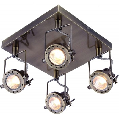 Светильник спот Arte Lamp A4300PL-4AB