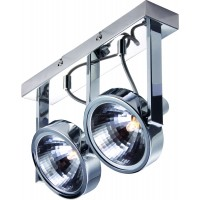 Светильник спот Arte Lamp A4507PL-2CC