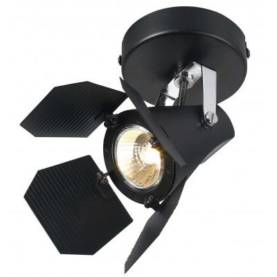Светильник спот Arte Lamp CINEMA A3092AP-1BK
