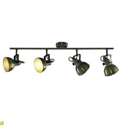 Светильник спот Arte Lamp MARTIN A5215PL-4AB