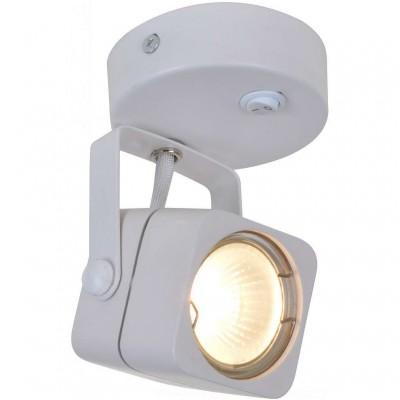Светильник спот Lente A1314AP-1WH