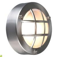 Уличный настенный светильник Arte Lamp LANTERNS A2361AL-1SS