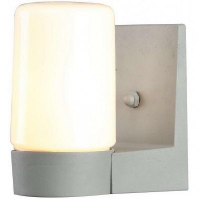 Уличный настенный светильник Spasso A8058AL-1GY
