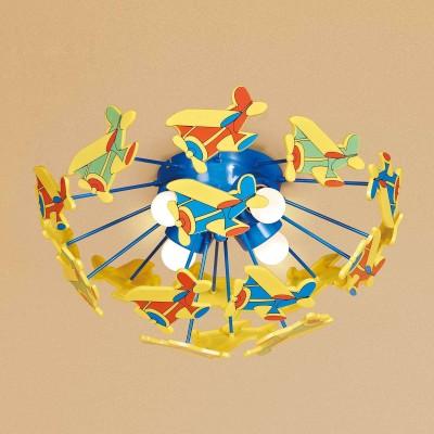 Люстра для детской Самолетики CL603141