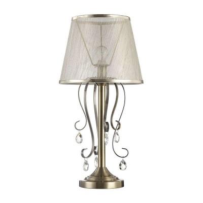 Настольная лампа Simone FR2020-TL-01-BZ ГЕРМАНИЯ