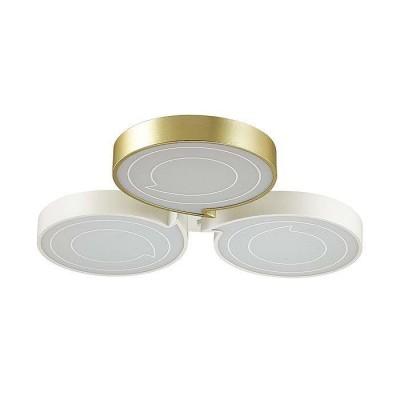 Светильник потолочный Dilip 3646/60CL