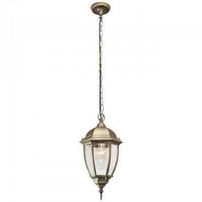 Уличный подвесной светильник MW Light Фабур 804010401